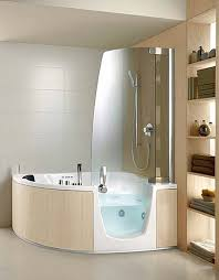 bathroom space saving ideas corner whirlpool tub with shower modern small bathroom furniture