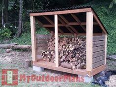 Diy Firewood Shed Plans by Diy Firewood Shed Myoutdoorplans Free Woodworking Plans And