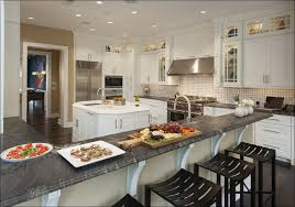 Marble Vs Granite Kitchen Countertops by Kitchen Beautiful Black Leathered Granite For Kitchen Countertop