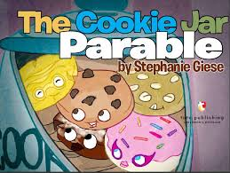so i wrote a children s book introducing the cookie jar