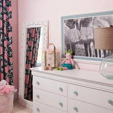 Navy And Pink Curtains Pink And Navy Blue Floral Curtains Design Ideas