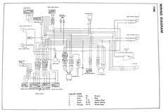 wirediagram jpg 750 552 wiring diagram yamaha pinterest