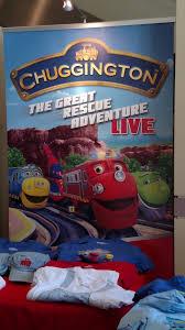review chuggington live njpac mom