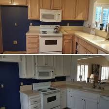 Kitchen Cabinet Redo by Kitchen Cabinet Painting In Riverbank Why Is White Such A