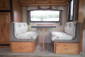 How To Build A Banquette Seating Remove The Dinette Booth From Your Rv Mountainmodernlifecom