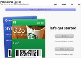 5 websites to create and manage ios passbook passes hongkiat