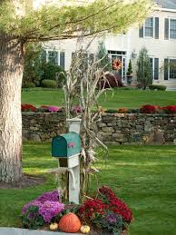 Mailbox Flower Bed Mailbox Planter Ideas Houzz