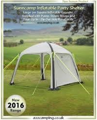 Sunncamp Cardinal Awning All Accessories