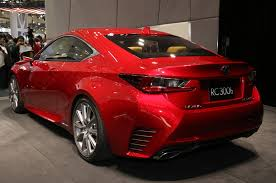 new lexus hybrid coupe 2015 lexus rc exterior and interior design youtube