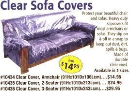 Couch Covers For Bed Bugs Plastic And Vinyl Furniture Slip Covers Were King Kind Of