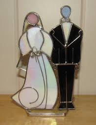 207 best stained glass wedding n anniversary images on pinterest