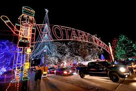 rotary lights la crosse rotary lights plans skating rink for its 22nd season local