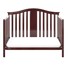 4 In 1 Crib With Mattress Graco Solano 4 In 1 Convertible Crib With Mattress Reviews Wayfair