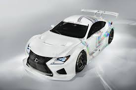 rcf lexus 2017 lexus returns to racing with the rc f gt3 digital trends