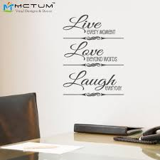 live love laugh wall stickers home design