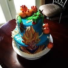 dragon ball z cake cakes i u0027ve baked pinterest dragon ball