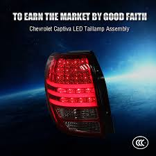chevrolet captiva modified chevrolet captiva led tail light chevrolet captiva led tail light