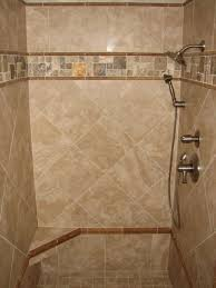 Bathroom Shower Tub Tile Ideas by Travertine Shower Pictures Tub Shower Travertine Shower Ideas