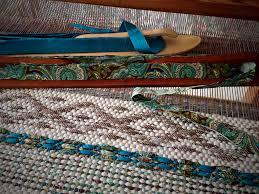 Fabric Rug Quiet Friday Five Rosepath Rag Rugs U2013 Warped For Good