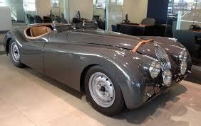 hemmings find of the day u2013 1949 jaguar xk120 alloy b hemmings daily