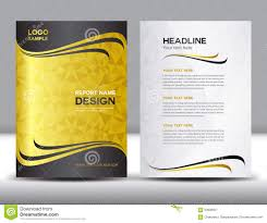 word report cover templates gold cover annual report design vector illustration stock abstract annual background brochure cover design gold graphic illustration report template