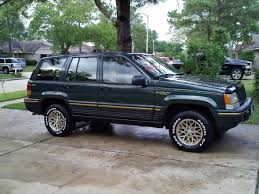 camo jeep cherokee 1994 jeep cherokee limited news reviews msrp ratings with
