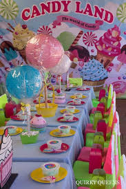 candyland birthday party ideas candy land birthday party ideas birthday party tables candyland