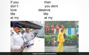 You Me Meme - police tweet if you don t love me meme it s a hit on twitter