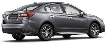 subaru impreza sedan 2017 subaru impreza launched in singapore u2013 sedan and hatchback