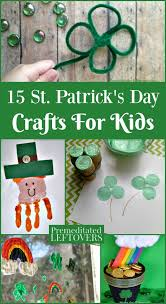 15 st patrick u0027s day crafts for kids