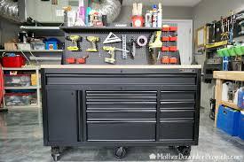 Rolling Work Bench Plans Garage Workbench Mobile Garage Workbench Plansmobile Plansgarage