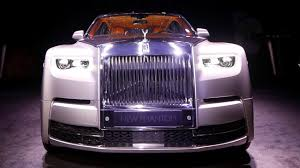 purple rolls royce phantom viii is rolls royce u0027s largest and grandest car yet style