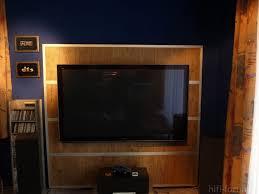 steinwand wohnzimmer tv moderne häuser mit gemütlicher innenarchitektur schönes kleines
