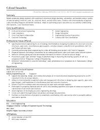 Custodial Engineer Resume Sample Structural Engineer Resume Free Resume Example And Writing Download