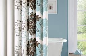 shower dazzling entertain blue shower curtain bed bath and full size of shower dazzling entertain blue shower curtain bed bath and beyond amusing blue