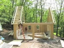 building a 2 car garage prefab two car garage pa nj ny ct youtube