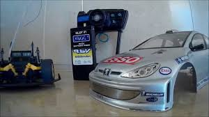 peugeot singapore nikko rc car peugeot 206 wrc auditorium race youtube