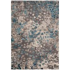 Gray Blue Area Rug Crosier Grey Light Blue Area Rug Reviews Allmodern