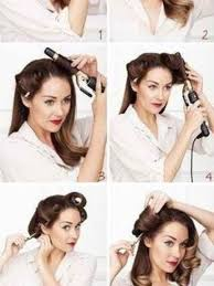 50s hairstyles on pin up hairstyles 50s makeup and 50s hairstyles for long hair tutorial