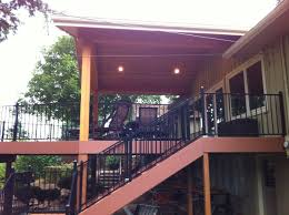 Beautiful Decks And Patios by Firstenburg Deck And Patio Cover Indy Construction Llc