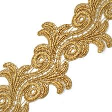 gold lace ribbon cheap gold trim for sewing find gold trim for sewing deals on