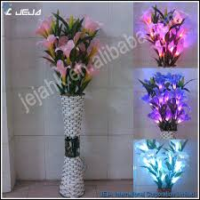 led bridal bouquet artificial flower wedding bouquet wholesale