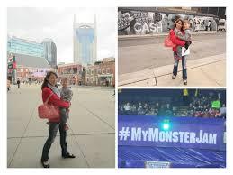 nashville monster truck show dear jack monster jam 2015 in nashville family friendly review