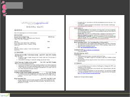 Is A 2 Page Resume Ok 1 Page 2 Page