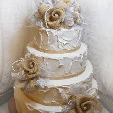 pearl cake topper shop burlap and lace cake topper on wanelo