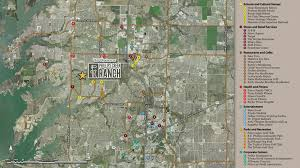 frisco map frisco tx homes master planned community phillips creek ranch