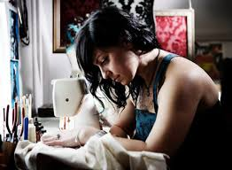pickers danielle colby sew up tattoomagz
