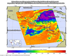 Lake Alan Henry Map New Nasa Maps Show Flooding Changes In Aftermath Of Hurricane