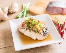 cuisine vapeur asiatique recette de poisson vapeur au gingembre façon asiatique