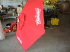 Budweiser Patio Umbrella Lotnut